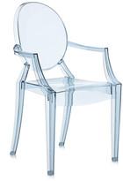 Kartell Loulou Ghost Children's Chair - Light Blue