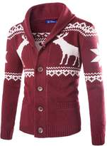 inibeeen's Deer Christa Knitted Sweater Cardigan
