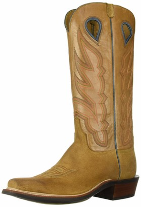 Lucchese Bootmaker Men's Rayburn Western Boot Sand Comache 9 2E US