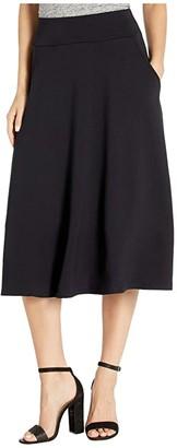 Skechers Arrival Swing Skirt (Black) Women's Skirt