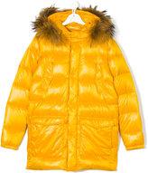 Freedomday Junior hooded padded coat