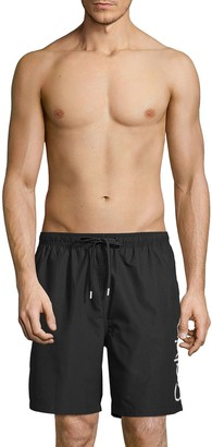 Calvin Klein Swim Drawstring Swim Shorts