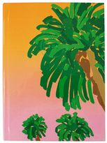 Fine&candy Palms Pink Notebook