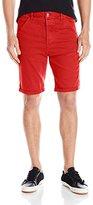 G Star Men's 5620 3D Tapered 1/2 Inza Stretch Denim Short