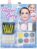 Fun World Costumes Family Glitter Makeup Kit