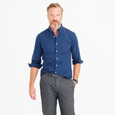 J.Crew Slim textured chambray shirt