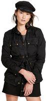 Denim & Supply Ralph Lauren Waxed Cotton Moto Jacket
