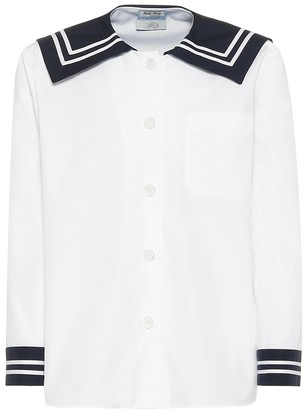 Miu Miu Cotton shirt