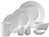 Tabletops Unlimited 50-Pc. Luna Round Dinnerware Set