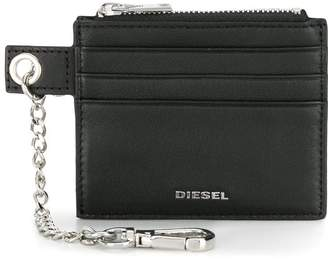 Diesel cardholder with chain