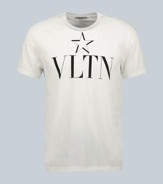 Valentino VLTNSTAR cotton T-shirt