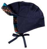 Little Marc Jacobs Boys' Solid Trapper Hat w/ Tags