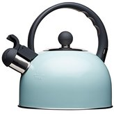 Kitchen Craft Living Nostalgia Induction-Safe Whistling Stove-Top Kettle, 1.4 L (2.5 Pints) - Vintage Blue