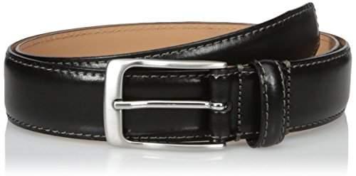 Florsheim Men's Full Grain Italian Leather with Contrast Topstitch