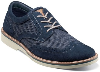 Nunn Bush Barklay Men's Wingtip Oxford Shoes