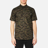 Carhartt Men's Short Sleeve Camo Tiger Shirt Camo Tiger