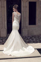 Casablanca Bridal Bridal Satin Mermaid