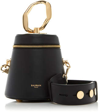 Balmain Romeo Leather Bag