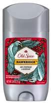 Old Spice Antiperspirant Deodorant, Hawkridge, 2.6 oz (3 Pack)
