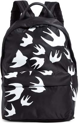 McQ Swallow Logo Backpack