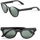 Carrera 44mm Round Sunglasses