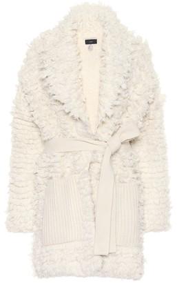 Alanui Wool-blend cardigan