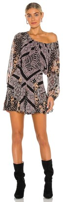 Free People Seven Wonders Mini Dress