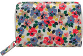 Cath Kidston Painted Pansies Pocket Purse