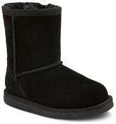 Cherokee Toddler Girls' Lucia Suede Boots