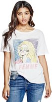 GUESS Pop Art Oversized Tee