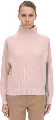 Sportmax Viscose Blend Knit Sweater