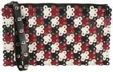 RED Valentino Floral Patch Shoulder Bag