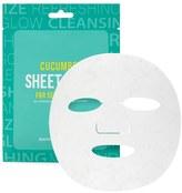 Forever 21 Cucumber Sheet Mask