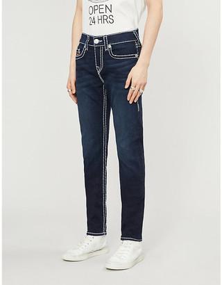 True Religion Rocco No Flap slim jeans