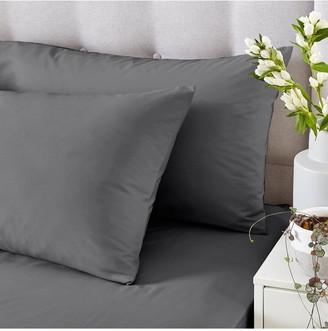 Silentnight Silent Night Easy Care 180 Cotton Rich Pillowcase Pair