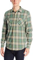 Threads 4 Thought Men's Long Sleeve Flannel Slim Fit Shirt