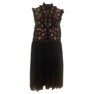 Needle & Thread Blue Lace Dress for Women