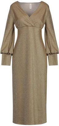 SOUVENIR 3/4 length dresses