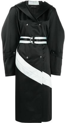 KIKO KOSTADINOV Wide-Sleeved Trench Coat