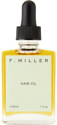 F. Miller Hair Oil, 30 mL