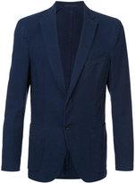 Officine Generale classic blazer - men - Cotton - 46