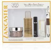 Lancaster 365 Skin Repair Set: Youth Renewal Day Cream 50ml+ Serum Youth Renewal 10ml+ Eye Serum 3ml+ Express Cleanser 100ml - 4pc
