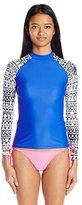 Rip Curl Women's Wetty Long-Sleeve UV Rashguard Top