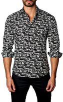Jared Lang Cars Cotton Sportshirt