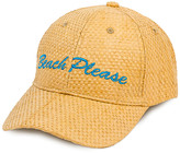 Magid Women's Baseball Caps Toast- - Toast 'Beach Please' Baseball Cap