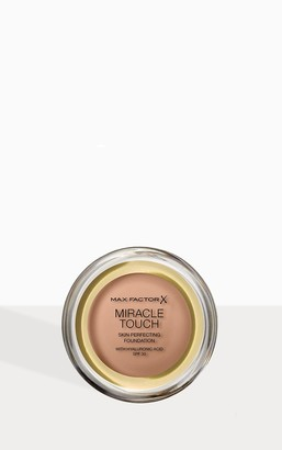 Coty Max Factor Miracle Touch Foundation Bronze
