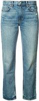 Grlfrnd - Jane straight jeans - women - Cotton - 26