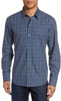 Zachary Prell Men's Check Long Sleeve Sport Shirt