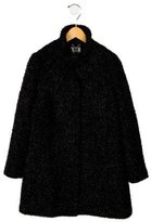 Milly Minis Girls' Tinsel Coat