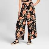 Xhilaration Women's Floral Print Soft Pants